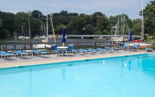 Community pool open Memorial Day to Labor Day