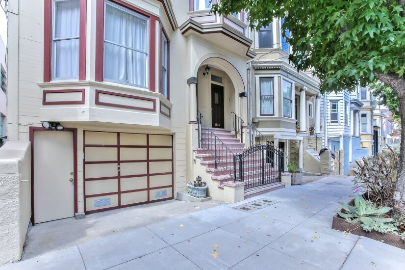 Fully Furnished Mission Dist Flat in SF