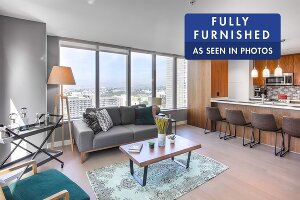 Los Angeles corporate housing