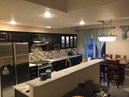 3 Bedroom High End Townhome
