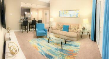 Midtown Quarters Luxury Suite