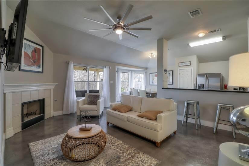 Furnished rental home in  Round Rock TX