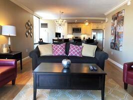 Downtown Denver corporate rental Barclay Towe