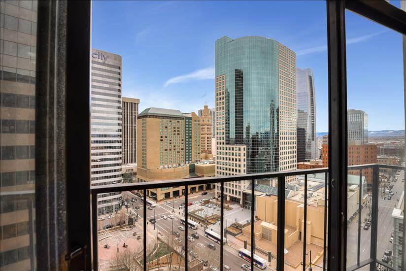 LODO Executive Condo with Amazing Views