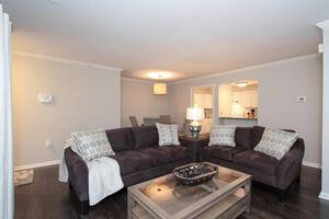 Fully furnished corporate rental uptown Charlotte NC