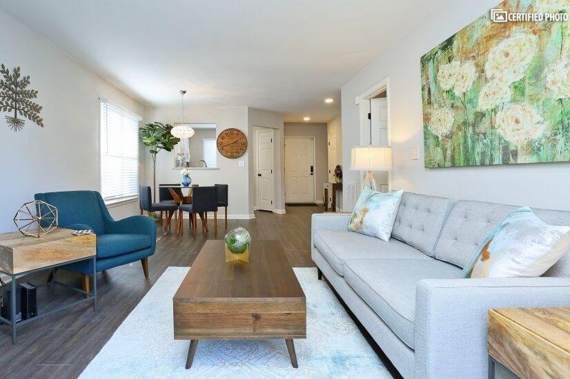 Stylish and Modern Furnished Home Rental