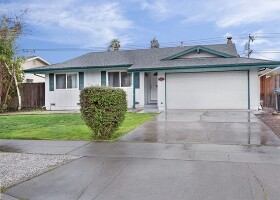 Fully furnished beauty - single family home suite San Jose