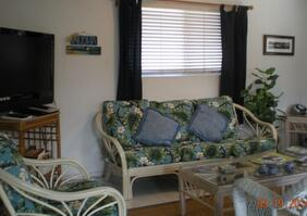 comfortable seating living area