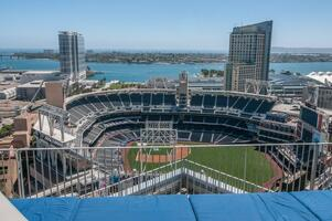 View From Roof Top Stadium- Watch Padres Games From Roof