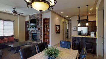3 bd/2 ba Full Condo w/Pools and More