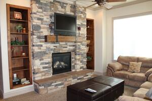 3 bed/2 bath Condo w/Pools in St. George