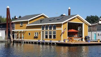 Island Cove Floating Home
