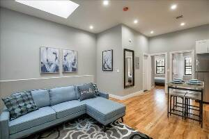 Private furnished room in Brooklyn Apartment