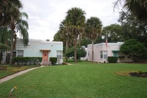 Lake Davis Cottages.  1930's Art Deco Style