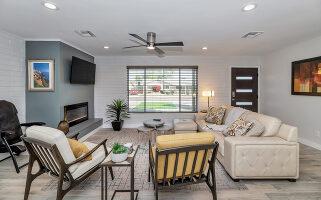 Furnished Luxury Home in Scottsdale