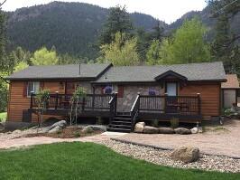 Green Mountain Falls Cottage