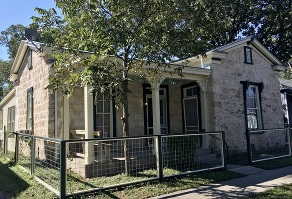 Our 1885 Historic Home in San Antonios oldest