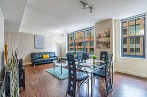 Beautiful 1 and 2 Bedroom apartments