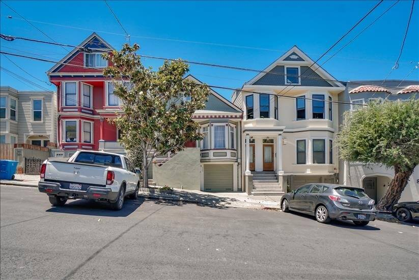 San Francisco Furnished Bungalow