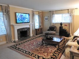 Beautifully Furnished home for rent.