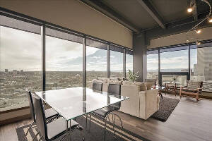 Furnished Penthouse in Downtown Denver