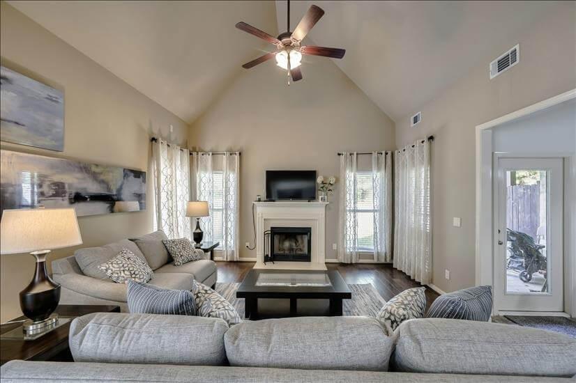 Large Furnished Home near Birmingham, AL