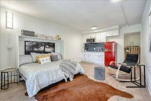 Fully Furnished CENTRO Studio Homes