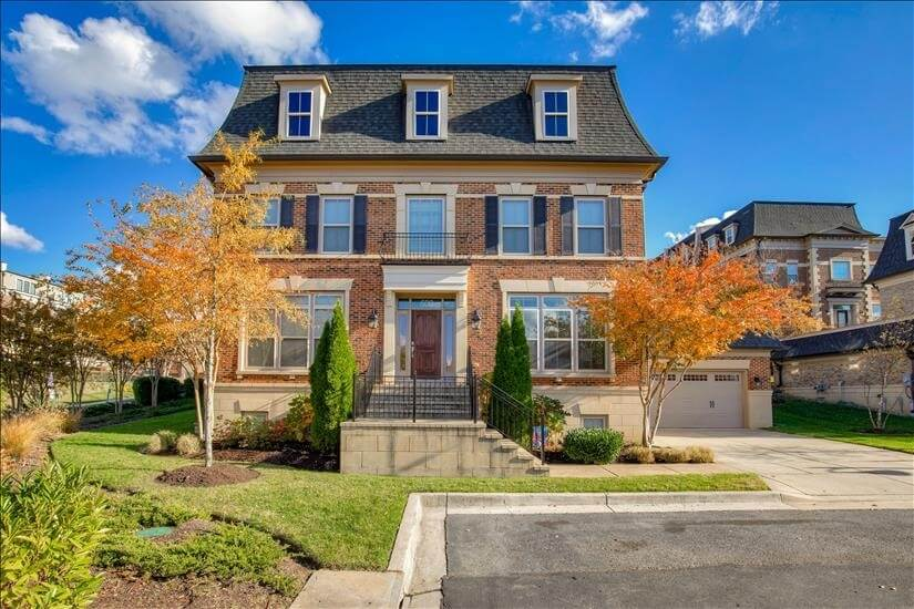 Furnished Home in National Harbor