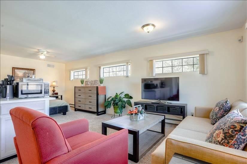 Corporate studio Apartment