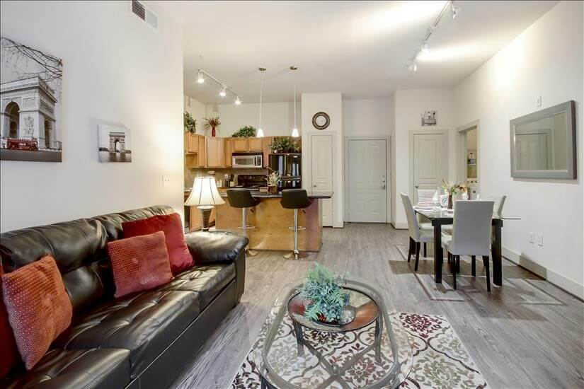 Multiple Furnished 2 bedroom apartments avail