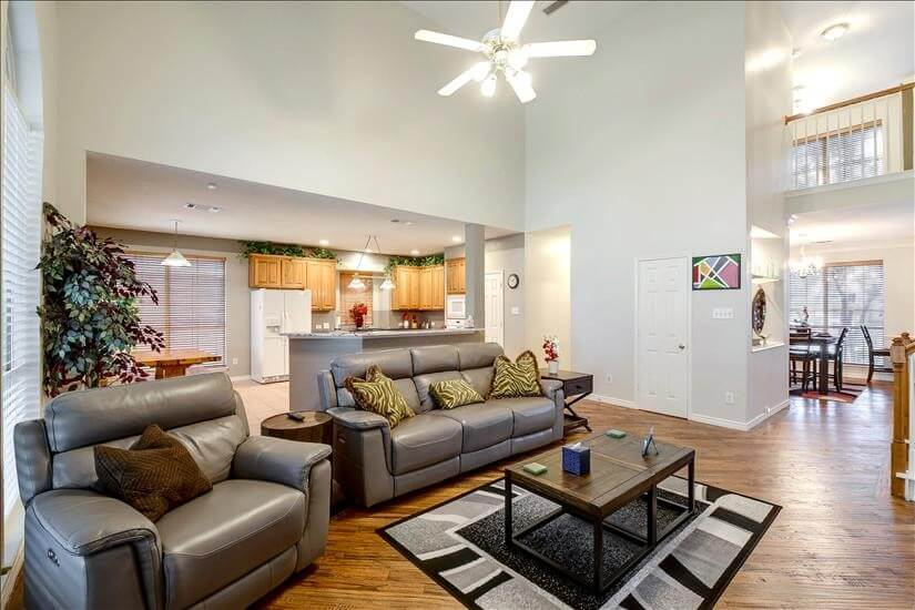 Furnished Remodeled Home w/ Office Space