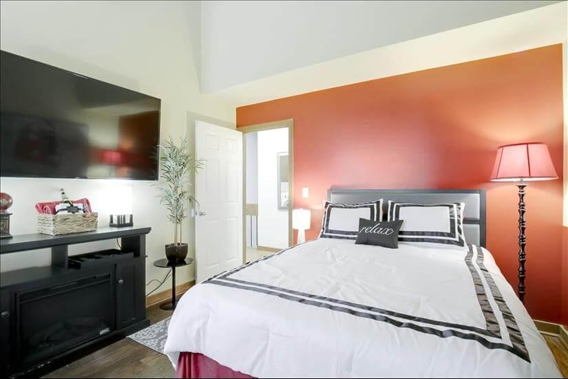 Furnished Short Term Room Rental in Home