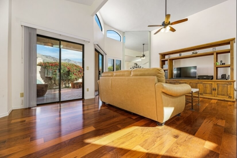1 of 350+ sunny days  Catalina Foothills