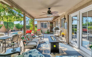 Amenities: Mist system, barbecue grill, heate