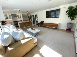 Furnished Monthly Rental Steps to Beach