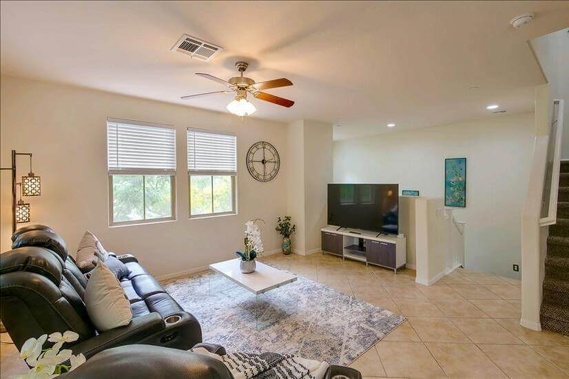 Furnished Executive Home in Las Vegas