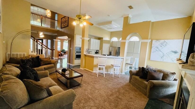 Executive  4-5 bedroom Home