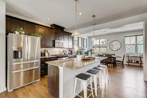 New 2 Bdr, Bright, Open Luxury Townhome