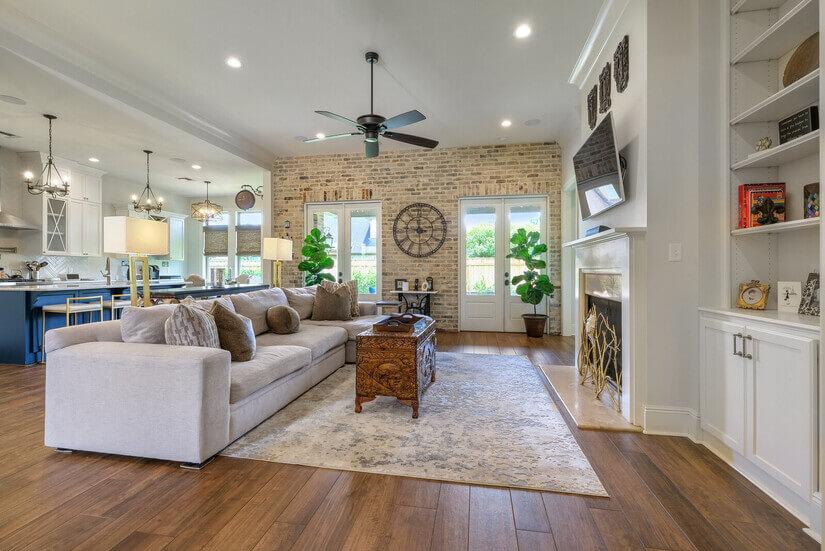 Upscale Furnished Home Rental Luling, LA