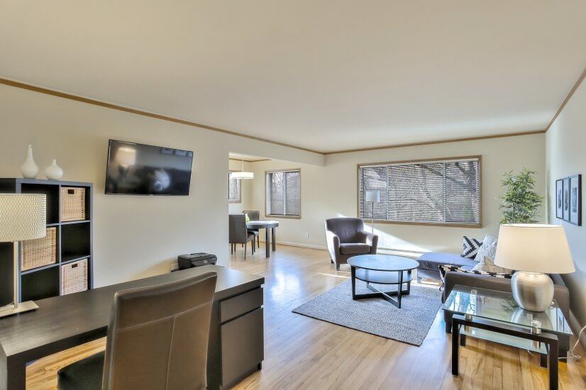 Seattle Furnished 1 Bed Condo