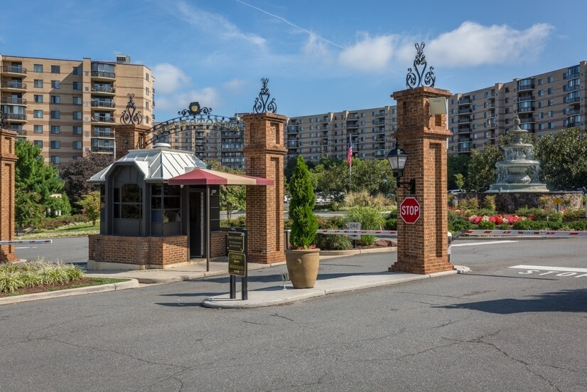 Private balcony with fantastic views