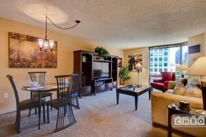 1 Bedroom Condo at Barclay Towers in Dow