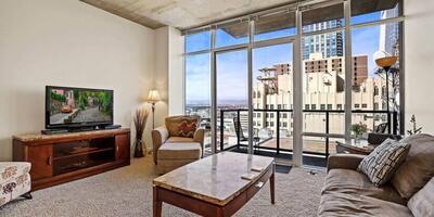 21st Floor Spire Condominium