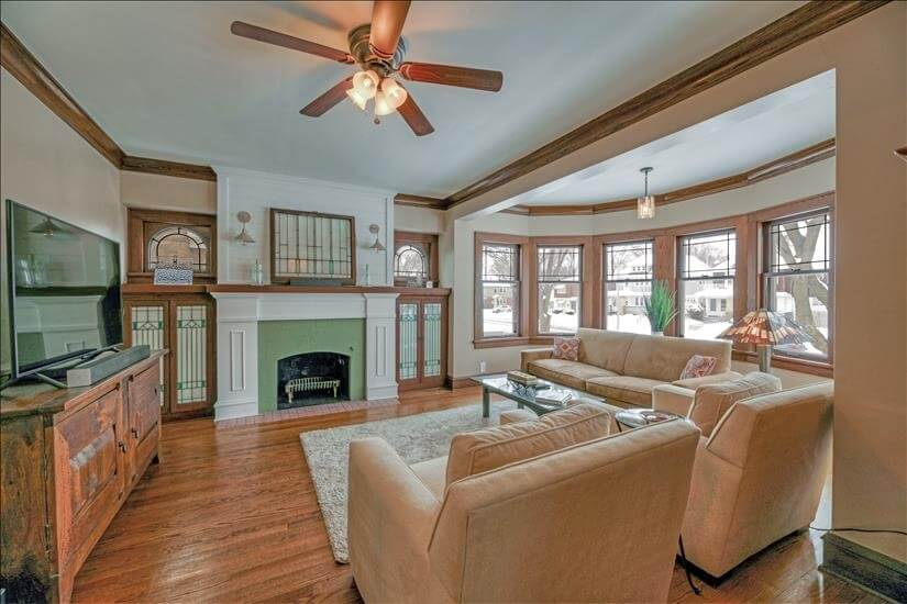 Furnished Executive Home in Bayview, WI