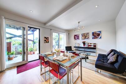 Fully furnished Luxury 1 bedroom rental SF CA