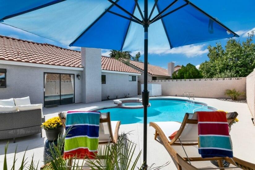 Beautifully Furnished Home Las Vegas NV