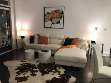 MOVE-IN NOW! 2BR Luxury Townhome