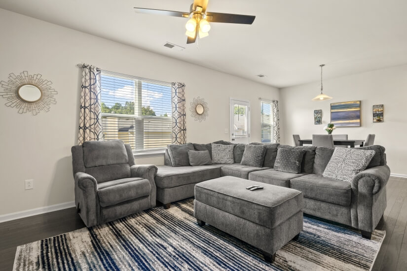 Relaxing Residence w/ Curb Appeal and Two Car Garage