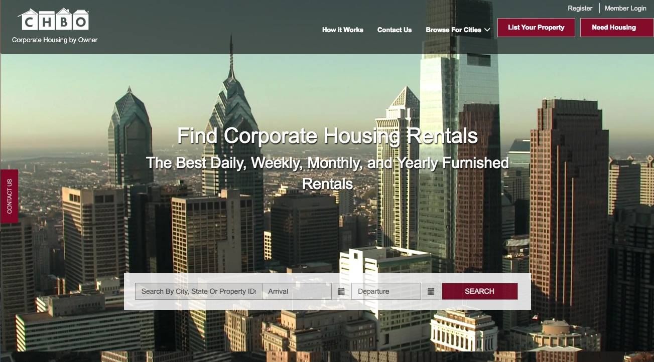 An Essential Tool for Investors and Lodgers of Monthly Residential Rentals: The 9th Annual CHBO Corporate Housing Survey